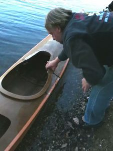 pakayak wooden prototype first run2