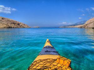 Croatia-Sea-kayaking