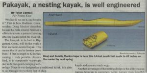 Pakayak News in Points East