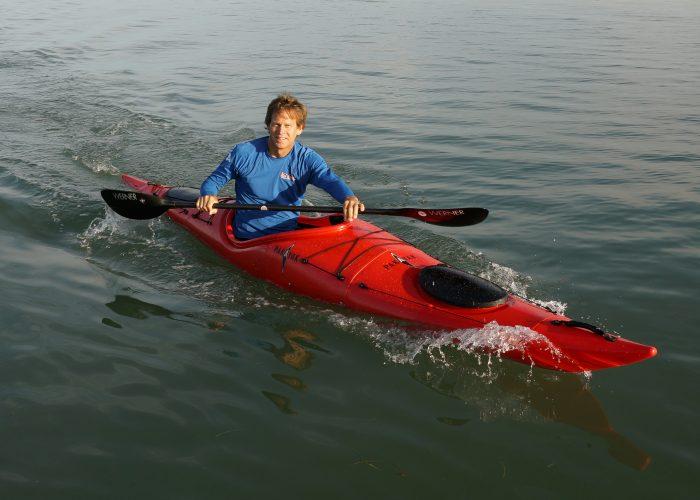 Pakayak performace paddling touring kayak