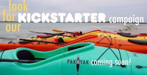 Pakayak Kickstarter coming soon