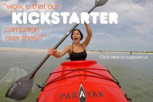 Pakayak Launched Kickstarter Campaign!