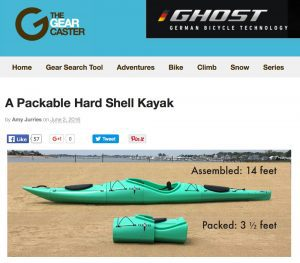 Gear Caster article on Pakayak
