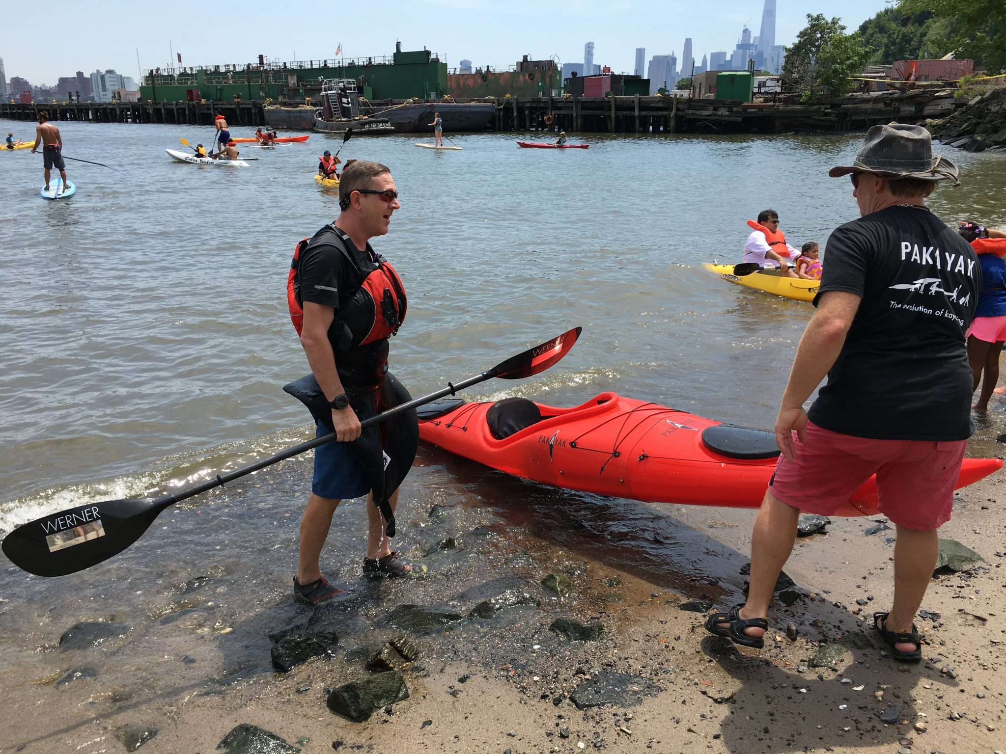 The ultimate kayak is set to make waves in Boston