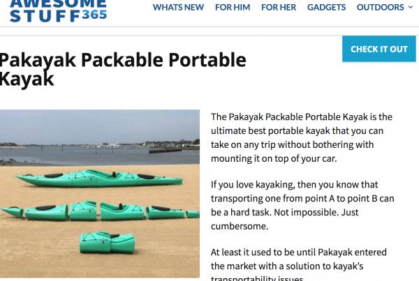 c2575cf5786e PAKAYAK, Author at PAKAYAK – Nesting Kayaks that Go Anywhere