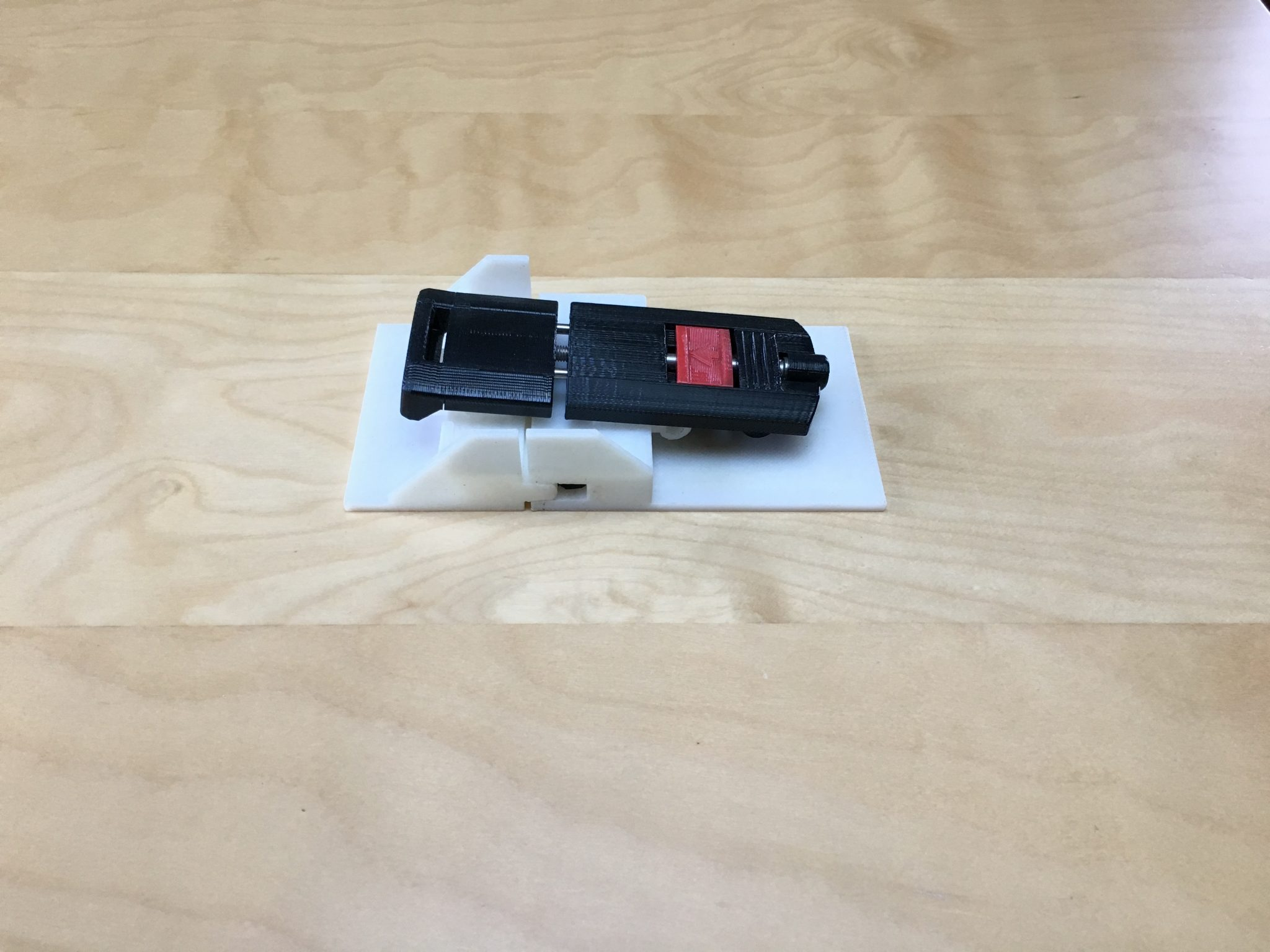 3D printed prototype clamp