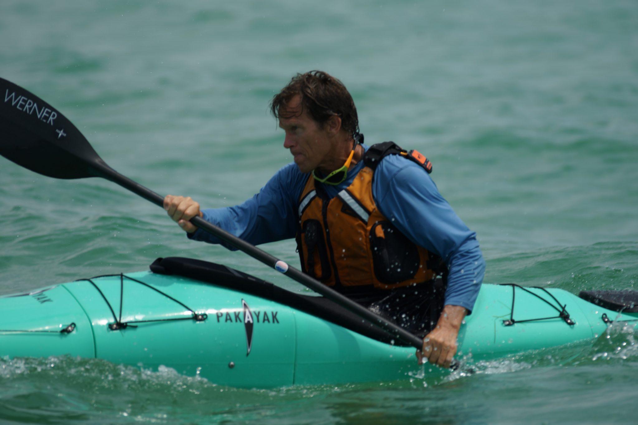 high performance sea kayak