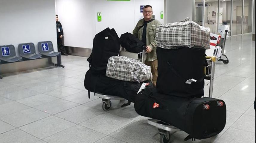 4. Arriving in Manila