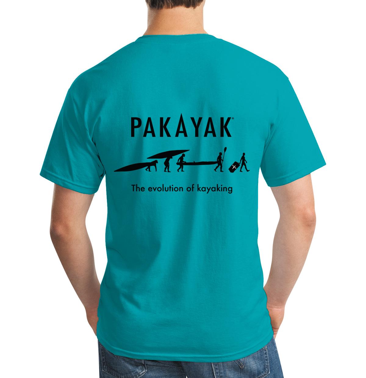 Pakayak Evolution T-shirt