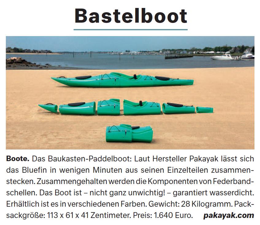 Abenteuer Und Reisen: Bastelboot